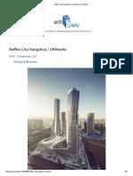 Raffles City Hangzhou _ UNStudio _ ArchDaily 1