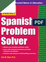 Practice Makes Perfect Spanish Problem Solver.epub