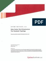 Data Center Tier Standard