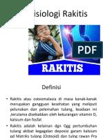Patofisiologi Rakitis