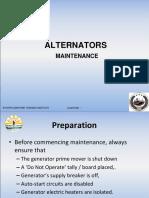 10. Iind Ed Alternators (8)- Maintenance