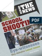 (Behind the News) Philip Steele-School Shootings. a Behind the News Book-Wayland_Hachette Children's Books (2014)