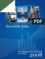 tourism statistics 2008