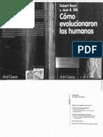 Cómo evolucionaron los humanos.pdf