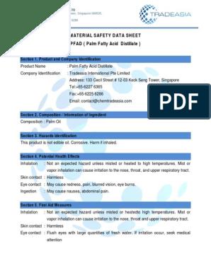 tmp_31985-32037PFAD MSDS-109426175 | Chemical Substances | Materials