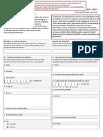Formular de Plangere CEDO