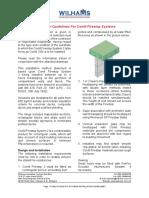 Conlit Firestop Systems Installation Method Statement