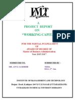 neha 2017 working capital management.doc