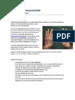 1. Artritis Reumatoide
