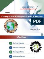 2. Konsep Dasar Kelompok (Risiko & Rentan) (YKP)