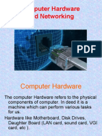 Hardware & Network Components