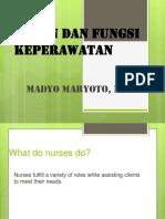 Nurse Roles