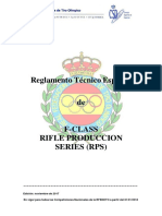 Reglamento Tecnico Fclass Rifle Produccion Nov 2017