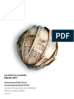 NICSP en Su Bolsillo 2017