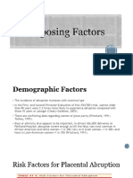 Predisposing Factors.pptx