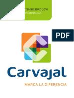 Informe de Sostenibilidad Carvajal 2010