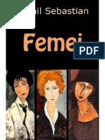 Femei - Mihail Sebastian.pdf