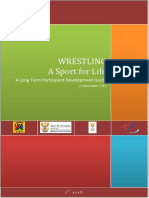LTPD Plan SA Wrestling Federation