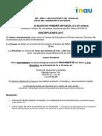Inscripcion Carrera Primera Infancia 2017 1 (1)