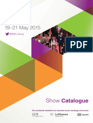 IMEX Show Catalogue 2015 Low Res | Value Added Tax