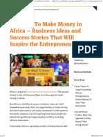 101 Ways To Make Money in Africa.pdf