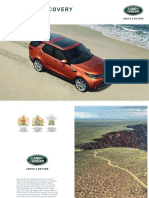 Land Rover Discovery Brochure 1L4621710CCSBXCEN01P Tcm297 413684