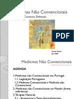 Medicinas Não Convencionais