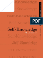 (Oxford Philosophical Concepts) Renz, Ursula-Self-knowledge _ a History-Oxford University Press (2017)
