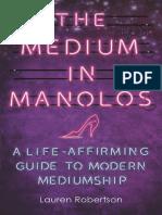 The Medium in Manolos - Lauren Robertson (Chapter One)