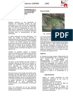 2002BI Rojas F. - Simulacion Flujo Subterraneo Mitad Oeste Valle de Cochabamba