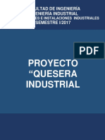 Proyecto Quesera Industrial