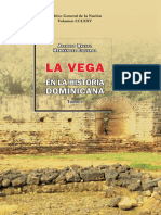 La Vega en La Historia Dominicana Tomo 1. Alfredo Rafael Hernandez Figueroa