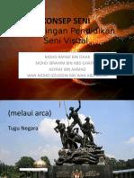 Kepentingan Pendidikan Seni Visual (RAFAIK,ASYRAF,MADI,DIN)
