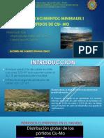 5. Yacimiento Porfidos de Cu-Mo.pptx