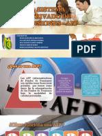 Sistema Privedo de Pensiones Afp