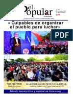 El Popular 406 Órgano de Prensa Oficial del Partido Comunista de Uruguay