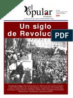 El Popular 408 Órgano de Prensa Oficial del Partido Comunista de Uruguay
