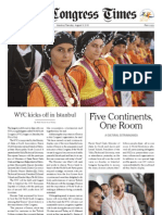 The Congress Times - Volume 2 - 3 August 2010