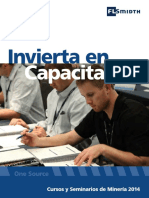 Minerals Catalogue 2014 SPA CL