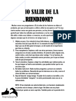 Como Salir de La Friendzone by Xiomara Perez