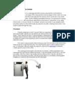 CARDIOVASCULAR SYSTEM DIAGNOSTIC PROCEDURE