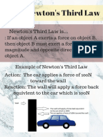 newtons third law  1