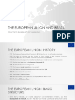 The European Union and Brazil