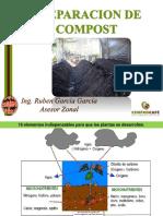 Preparacion de Compost Con Em