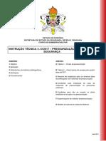 It n 13 - Pressurizacao de Escada de Seguranca