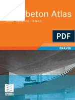 Sichtbeton Atlas (Praxis) - Joachim Schulz
