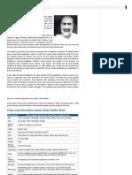 Abdul Gaffar Khan Biography