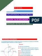 Circunferencia trigonométrica