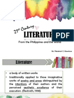 1-Why Read Literature