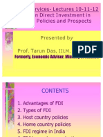 Global Services-10!11!12 Prof. Tarun Das